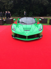 Salon Prive (RomansCars) Tags: london sport ferrari salon lamborghini supercar sportscars prive fastcars lambo pagani luxurycars ferrarienzo salonprive hyuara futuresupercar