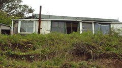 Cliff-hanger (Nanny Bean (broadband says NO!)) Tags: neglect dereliction nyorkshire sonydscw320 runswickbayproperties