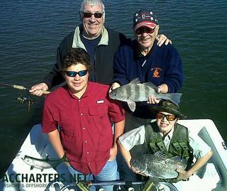 family fishing charters Amelia Island