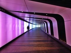 Disintegration (Douguerreotype) Tags: city uk england people urban london underground subway metro britain tube tunnel gb urbex