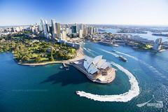 Sydney City, Sydney Harbour, Australia