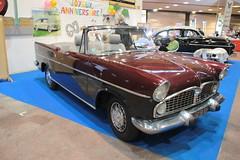 20131108 Lyon Rhne - Epoc Auto - Simca Vedette Chambord -(1961)- (anhndee) Tags: france frankreich lyon rhne classiccars rhonealpes voituresanciennes epoqauto