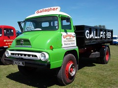 Ford Thames Trader Gallager 670CBL (Shaun Ballisat Transport Photography) Tags: ford thames truck tipper lorry vans trucks van trader lorries fordson gallager