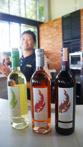 Hua Hin Hills Wine Tasting 6