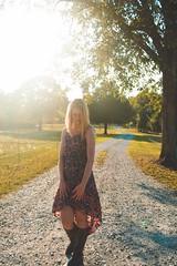 DSC_0103 (Marceline H) Tags: blackandwhite sun model nikon sister flare practice sunflare lightroom nikond3200 d3200