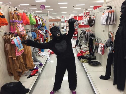 Allison's Target Halloween 2014