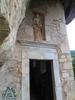 Madonna scolpita nella roccia - Eremo di Santo Spirito a Majella - Abruzzo - Italy