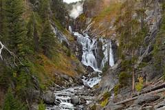 Mystic Falls (brian.bemmels) Tags: mysticfalls yellowstonenationalpark yellowstone explore explored inexplore