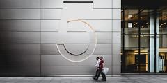 Two By Five (Sean Batten) Tags: five london england unitedkingdom gb number nikon df 50mm building people broadgatecircle liverpoolstreet ubs city urban streetphotography street