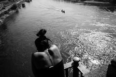 (Stella Trasforini) Tags: streetphotography streetphoto blackandwhite biancoenero monochrome monocromo ricohgrii