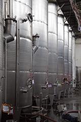 Grovers Winery Nashik-Fermentation Tanks (ericdavid44) Tags: india2016 nashik groverswinery