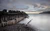 Porlock Weir - Groins (Ray Beauchamp) Tags: groins longeexposure northsomerset