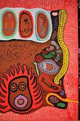 IMG_0602 (www.ilkkajukarainen.fi) Tags: yayoikusama exhibition helsinki suomi finland visit ham museum muse museet museo colours bright kirkas vrit emporary abstrct art expressionism expressionismi painting taide teos maalus taulu scandinavia eu europa museumstuff