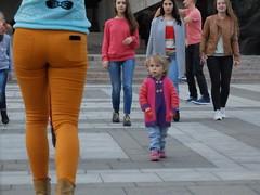 Baila latino per tutti (GrusiaKot) Tags: ucraina ukraine україна украина travelling autumn dance latino baby female women theater kharkiv kharkov