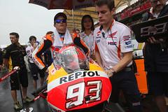 Marc Márquez. GP de Malasia 2016. MotoGP.