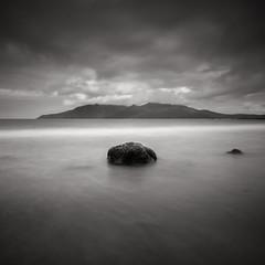 Father and Son (Willem Eelsing) Tags: eigg isleofeigg rum scotland smallislands uk longexposure beach