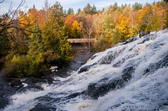 Bond Falls (nikons4me) Tags: michigan mi bondfalls up upperpeninsula autumn fallcolor nikond300 sigmaaf1850mmf3556dc ontonagonriver