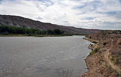 Green River (Dinosaur National Monument, Utah, USA) 3 (James St. John) Tags: green river dinosaur national monument utah placer point rivers
