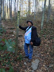 Clifty-Falls (Mike WMB) Tags: bear hike trail indiana cliftyfalls fall goatee