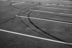 Car-Park, St Helens (stephenbryan825) Tags: abstracts buildings carpark concrete contrast curves erosionrustpaint graphic selects shadows sthelens urban