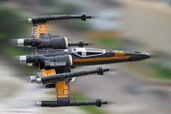 Hotwheels Poe's X-Wing (Samee55) Tags: starwars xwing