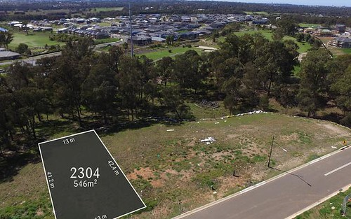 LOT 2304 Masters Circuit, Colebee NSW 2761