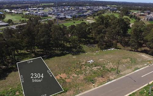 LOT 2304 Masters Circuit, Colebee NSW 2761