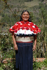 Maria Meza Master Weaver Mexico Chiapas (Ilhuicamina) Tags: maya woman tenejapa tejedora weavers chiapas mexicana
