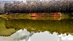 Reflection (abhishekskumar) Tags: naturelovers nature reflection reflections tre dam munnar echopoint splendid spectacular natureswonder reflectionlovers
