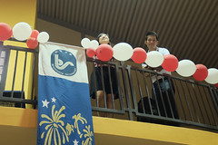 2016 Sep 14 Paralympics (BendemeerSecondary) Tags: 2ndgold bendemeer celebration competition gold goldmedal paralympics school sec swimming yipinxiu