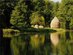 Im  Spreewald (Ostseetroll) Tags: brandenburg deu deutschland geo:lat=5187138370 geo:lon=1399649717 geotagged lehde lbbenauspreewald spiegelungen reflections wasser water bume trees spreewood