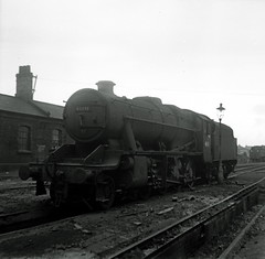 20 9F Heaton Mersey 48191 img493 (Clementinos2009) Tags: steamlocomotives northernengland 1968 9fheatonmersey