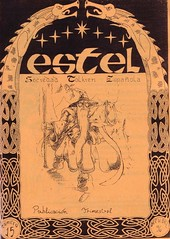 Sociedad_Tolkien_Espanola_Revista_Estel_15_portada (Sociedad Tolkien Espaola (STE)) Tags: ste estel revista tolkien esdla lotr