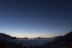 morning and fog (alamond) Tags: morning loneliness blue shade shadeofblue fog mist sunrise deep sky landscape walley canon 7d markii mkii llens ef 1740 f4 l usm alamond brane zalar