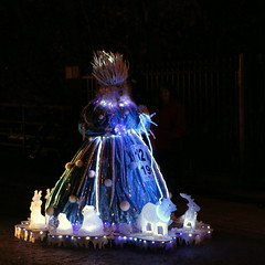Salisbury Carnival 2016 (Crisp-13) Tags: salisbury carnival wiltshire ice snow queen