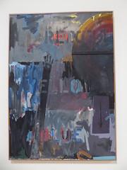 Jasper Johns - Land's End (c_nilsen) Tags: jasperjohns sanfrancisco california digital digitalphoto sanfranciscomuseumofmodernart museum art painting