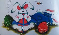 12814758_1387002614645557_9197208747169197199_n (jovanapinturas) Tags: pinturasjovana pinturas em tecido artesanato artes artes decorativas casa decorao tecidos toalhas decoradas fraldas panos decorados pintura pano