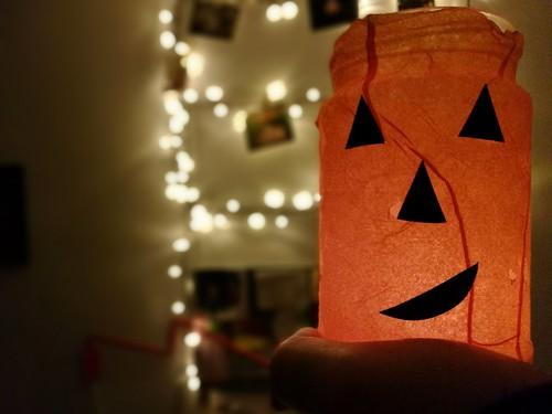 Halloween preparations. #Honor8 #Bokeh