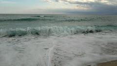 Autumn Sea ~ (Maria Cristina Talarico) Tags: mariacristinatalarico sea waves salt calabria autumn sunshine sand coldwater saltysea