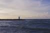 Lighthouse (Braahperture) Tags: netherlands scheveningen denhaag beach canon landscape lighthouse sigma rollei 7d clouds water ocean light sun