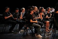 IMG_4619 (bertrand.bovio) Tags: musique concert conservatoire orchestre harmonie élèves enseignants planètesdehorst cop récital piano flûte guitare chantlyrique
