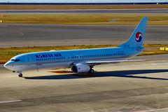 HL7725 Boeing 737-9B5 KAL  NGO (Jetstar31) Tags: hl7725 boeing 7379b5 kal ngo