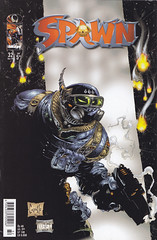 Spawn 32 (micky the pixel) Tags: comics comic horror heft imagecomics infinityverlag toddmcfarlane gregcapulla spawn