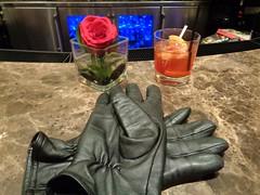 Bar Still Life (Laurette Victoria) Tags: cocktail bar gloves milwaukee pfisterhotel