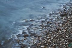 silky sea (pucciarellic) Tags: sea rocks rocce mare effettoseta seta longexposure silky silkysea civitavecchia italia italy canon eos 600d 50mm fall autunno