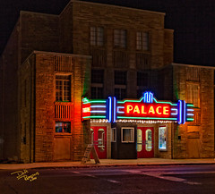 Palace Theater (Dave Reasons) Tags: crossville tennessee unitedstates us