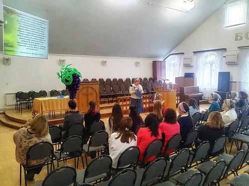 Учителя воскресных школ