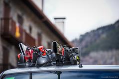 Todo a punto (SantiMB.Photos) Tags: 2blogger 2tumblr 2ig coche car esquís skis girona pirineos ripollès sal18250 valldecamprodon geo:lat=4237652601 geo:lon=230172694 geotagged invierno winter treguradedalt cataluna españa esp