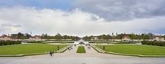 Garden Symmetry (georg19621) Tags: season spring nature gardenpark nymphenburg mnchen deutschland