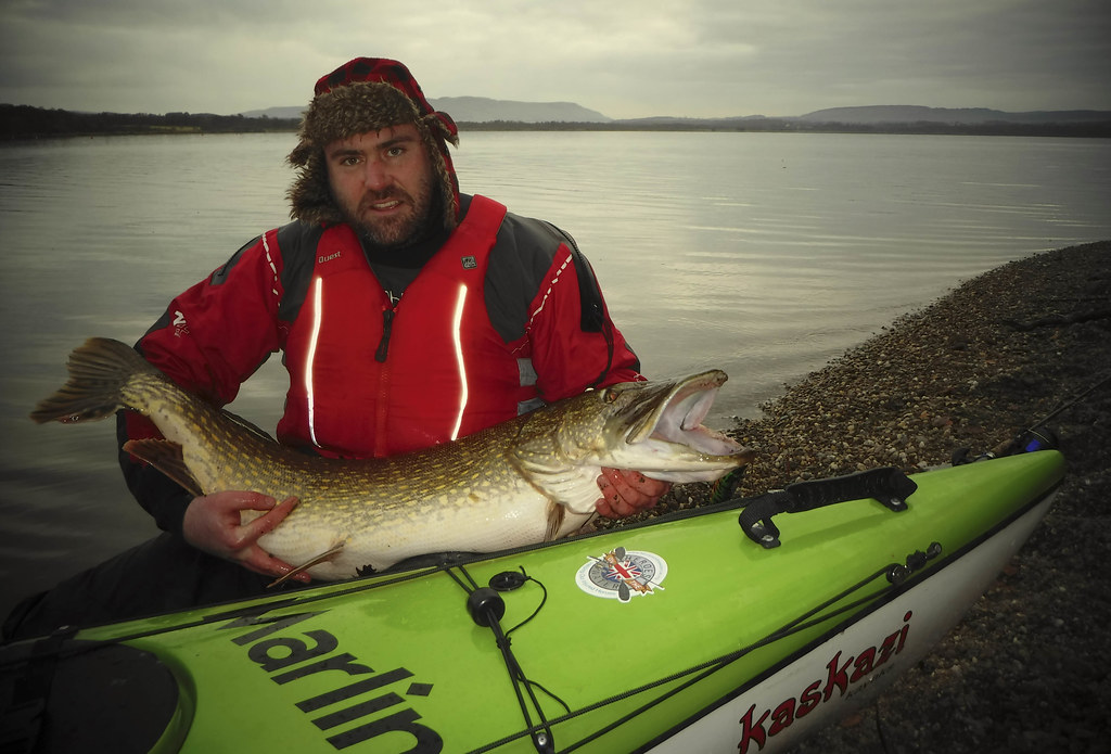 The world 39 s best photos of kayakfishing and pike flickr for Loch lomond fishing